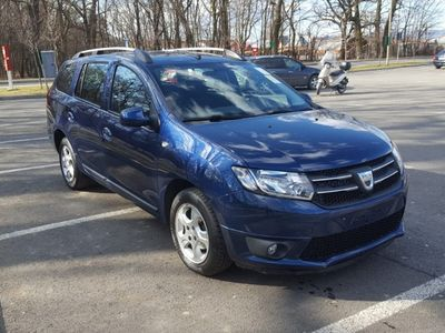 second-hand Dacia Logan MCV 0.9 tce Laureate 90cp Credit cu buletinul