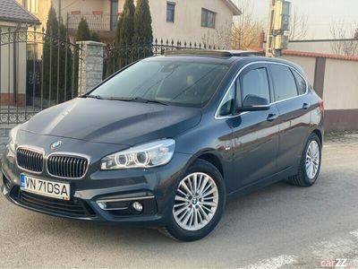 second-hand BMW 218 D luxury 2015 Accept variante