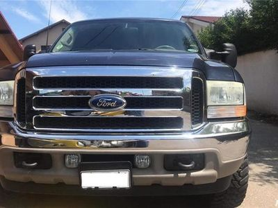 second-hand Ford Excursion