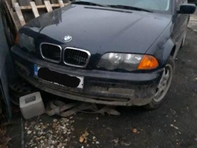 second-hand BMW 320 D / an 2001 / 2.0 TDI