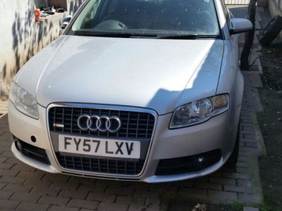 second-hand Audi A4 sline