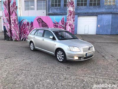 second-hand Toyota Avensis Executive NAVI Xenon Bluetooth
