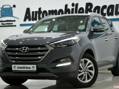second-hand Hyundai Tucson 1.7 CRDi 115CP 2016 EURO 6