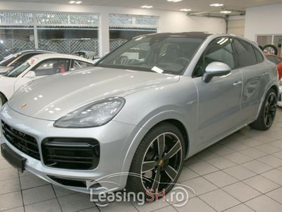 second-hand Porsche Cayenne Coupe din 2020