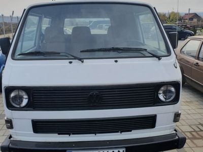 second-hand VW T3 1.6turbo diesel