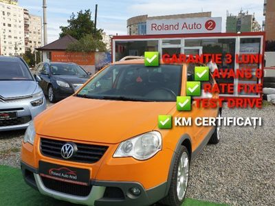 second-hand VW Polo Cross