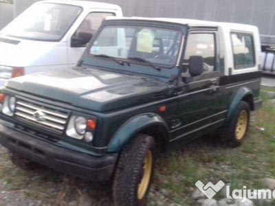 second-hand Suzuki Samurai 1.9 diesel