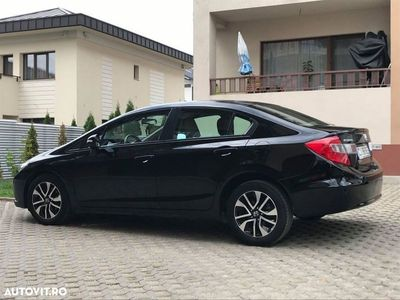 used Honda Civic IX