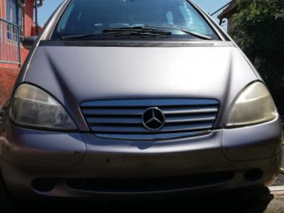 used Mercedes A170 1,7 cdi