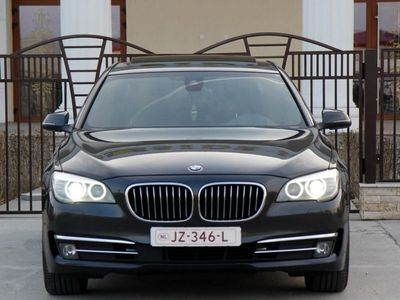second-hand BMW 730 Seria 7
