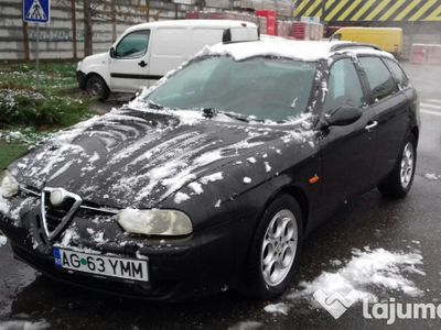 second-hand Alfa Romeo 156 2003