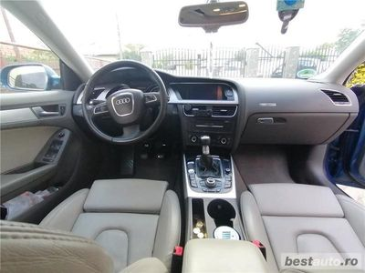 second-hand Audi A5 EURO 5 diesel Navy Full