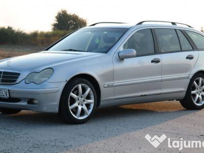 second-hand Mercedes C200 / C220, 2.2 CDI Diesel, an 2002