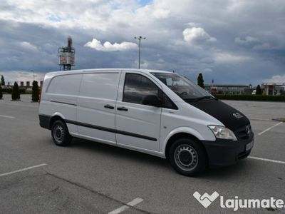 brugt Mercedes Vito 116 CDi 163 Cp 2011 Euro 5