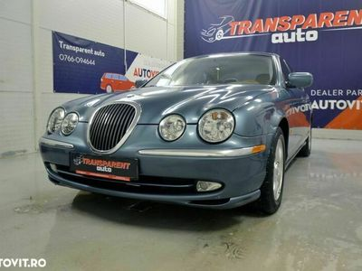 second-hand Jaguar S-Type din 2001