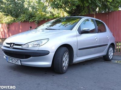 second-hand Peugeot 206 1.1E