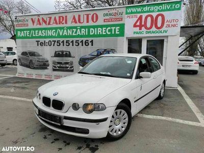 second-hand BMW 316 Compact Seria 3 ti