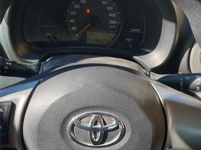 second-hand Toyota Yaris