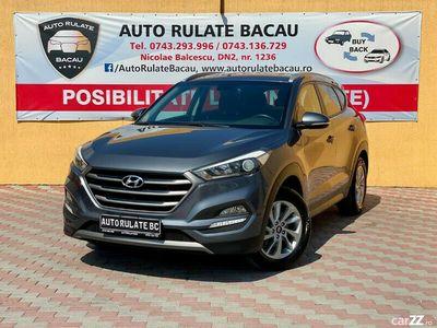 second-hand Hyundai Tucson 1.7 Diesel Euro6 2016 Clima Navigatie RATE