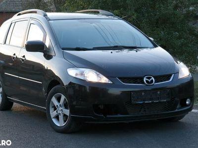 second-hand Mazda 5 7 Locuri - an 2006, 2.0 (Diesel)