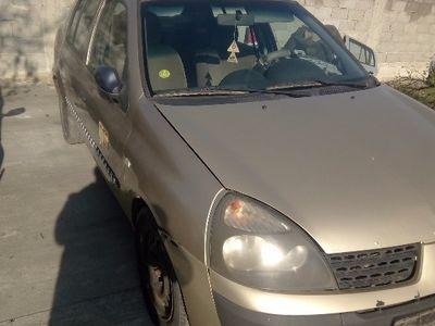 second-hand Renault Clio sedan