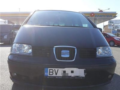 used Seat Alhambra 2.0 140 Cp