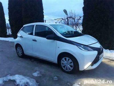 second-hand Toyota Aygo GPL