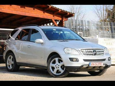 second-hand Mercedes ML320 4Matic
