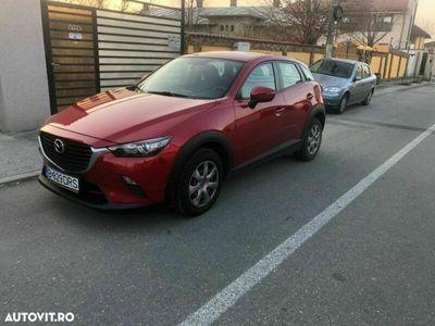 second-hand Mazda CX-3