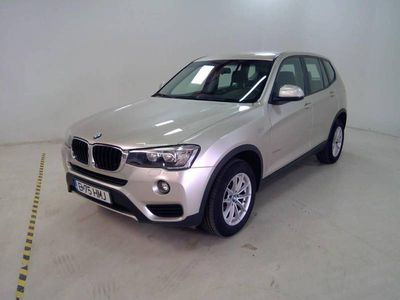 second-hand BMW X3 xDrive20d Aut.