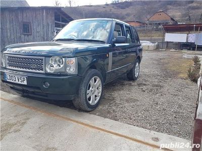 second-hand Land Rover Range Rover HSI