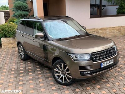 used Land Rover Range Rover Vogue