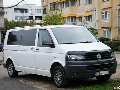 second-hand VW Transporter T5 2011 2.0TDi 140CP E5 6 trepte 3 locuri