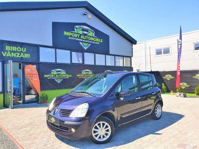 second-hand Renault Modus autoturisme verificate tehnic garantie livrare