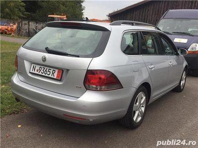 second-hand VW Golf VI comfortline
