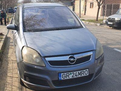 second-hand Opel Zafira 1.9 cdti 6 trepte 7 locuri 2007