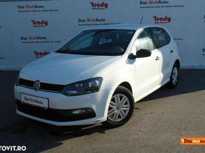 second-hand VW Polo 1.4 TDI/75CP