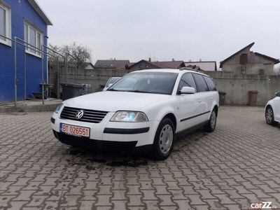 second-hand VW Passat 1.9 TDI 131 cai