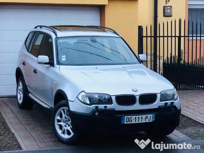 second-hand BMW X3 2.0 D
