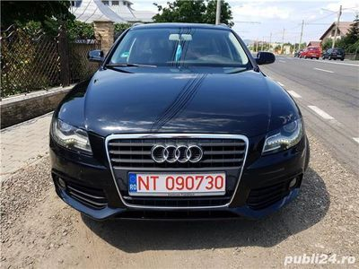 second-hand Audi A4 B8 2.0 TDI 143 Cp 2012 Euro 5 Full option