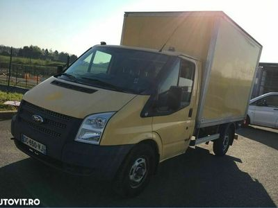 second-hand Ford Transit 330