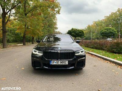 second-hand BMW 740L Seria 7 d