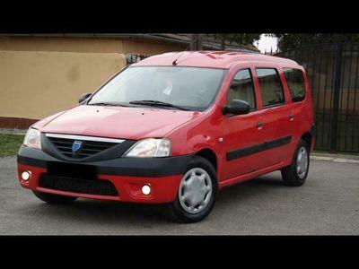 second-hand Dacia Logan MCV - an 2007 luna 11, 1.5 Dci (Diesel)