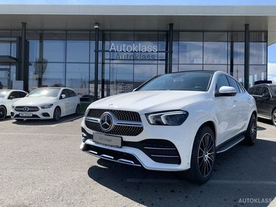 second-hand Mercedes GLE400 d 4MATIC Coupe