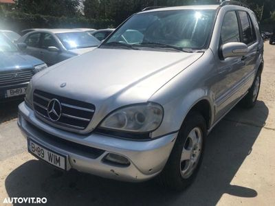 second-hand Mercedes ML270 ML