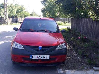 second-hand Dacia Logan