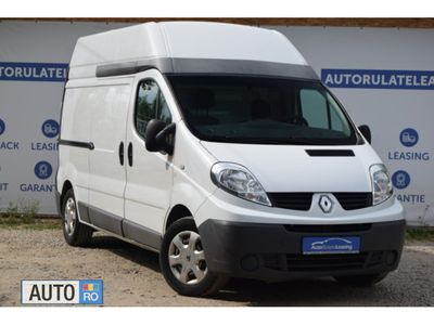 second-hand Renault Trafic