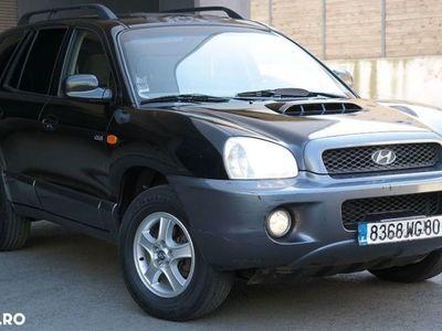second-hand Hyundai Santa Fe 4x4, 2.0 crdi (Diesel), an 2003