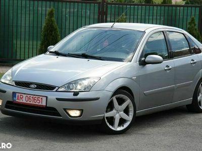 second-hand Ford Focus GHIA sedan - an 2004 luna 5, 1.8 Tdci (Diesel)