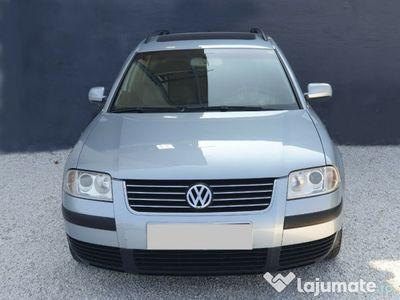 second-hand VW Passat 1.9 TDI An 2003 Xenon,Piele Import recent Germania